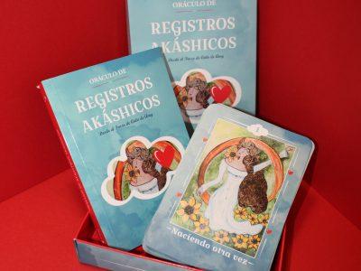ORÁCULO DE REGISTROS AKÁSHICOS