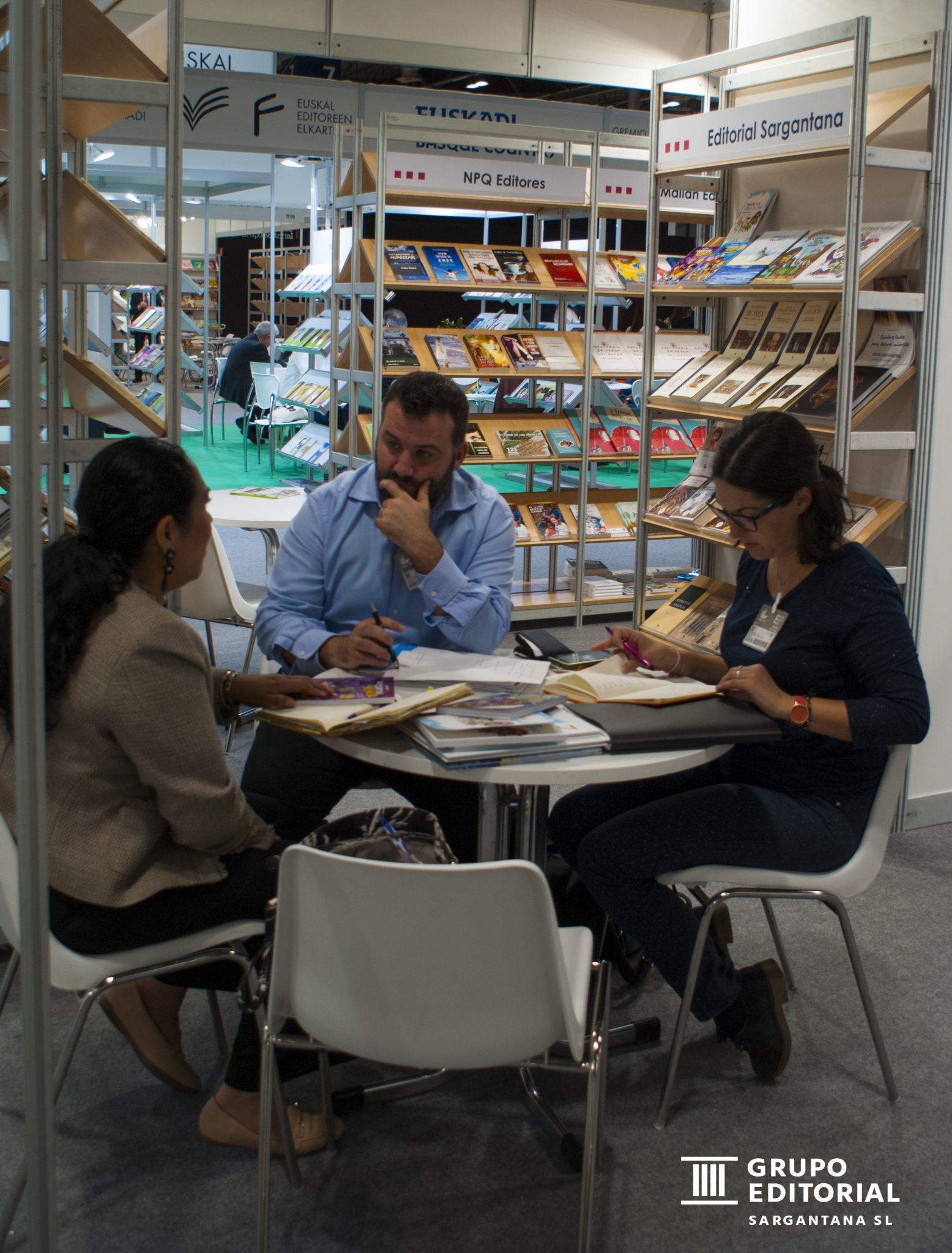 NPQ EDITORES PARTICIPA EN LA 37ª FERIA INTERNACIONAL DEL LIBRO (LIBER)